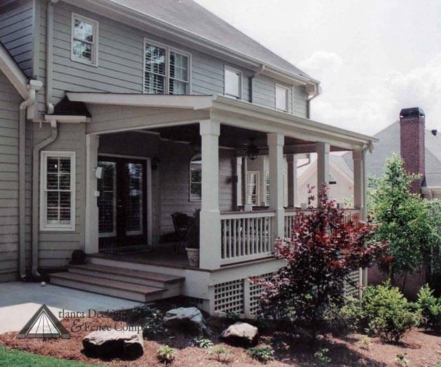 Covered Porch Ideas Joy Studio Design Best