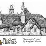 Cozey Wold Elevation Storybook Homes Gardens Facebook