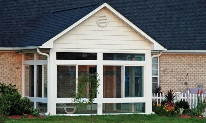 Cozy Enclosed Back Porch Ideas