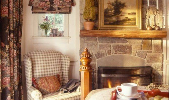 Cozy Fireplace Focal Point Room