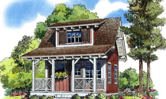 Cozy Guest Cottage Retreat Architectural