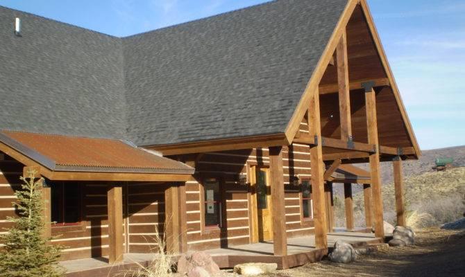 Cozy Log Cabin Floor Plans Home Decor Clipgoo