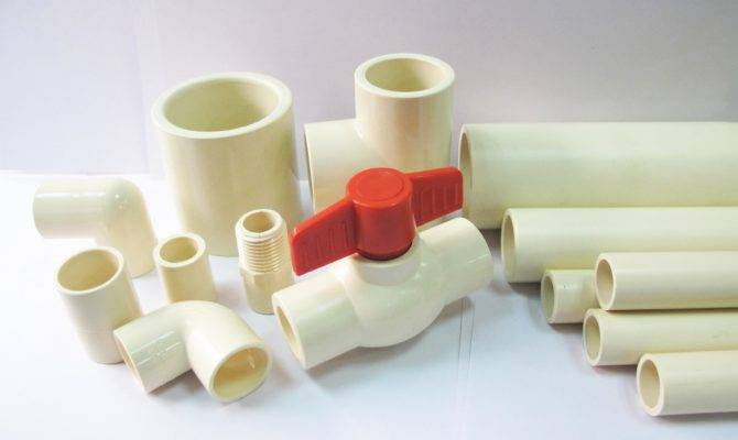 Cpvc Pipe Fittings Cold Hot Water Piping