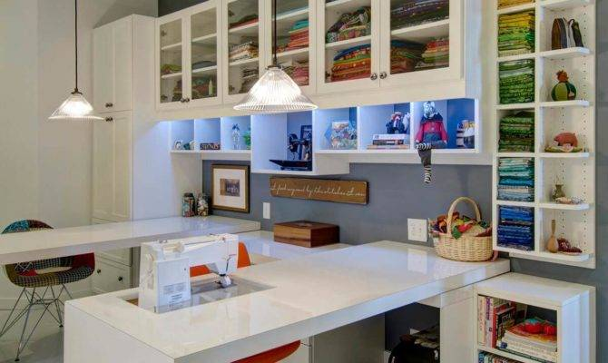 Craft Room Design Ideas Creative Rooms