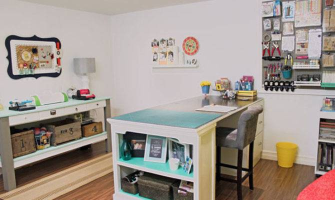 Craftaholics Anonymous Craft Room Tour Virginia