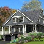 Craftsman Bungalow Home Plan House Plans Pinterest