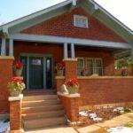 Craftsman Bungalow Homes Pinterest