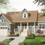 Craftsman Bungalow House Plans Design Home Decoration