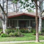 Craftsman Bungalow House Plans Heaven Bordered