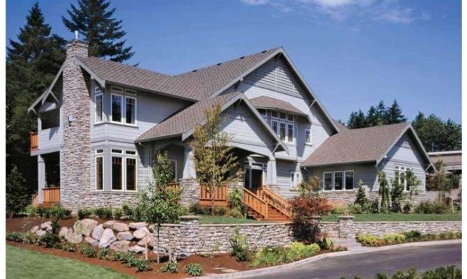 Craftsman Bungalow House Plans Style