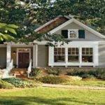 Craftsman Bungalow Paint Colors Cute Cottage House Cutest