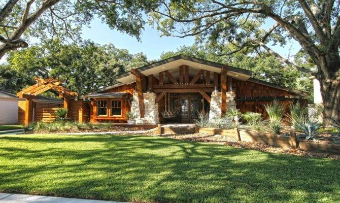 Craftsman Bungalow Style Homes Sale Ranch