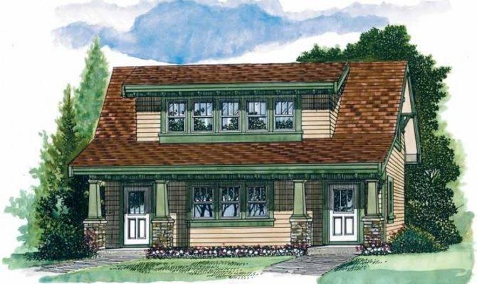Craftsman Carriage House Hwbdo Garage Plan Builderhouseplans