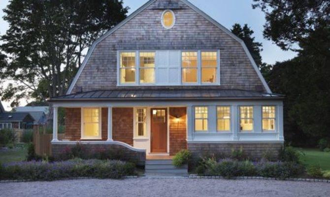 Craftsman Dormer Gambrel Roof Houzz