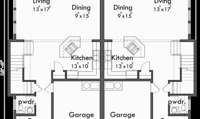Craftsman Duplex House Plans Luxury