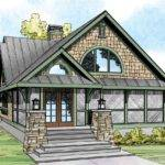 Craftsman Home Plans Front Porch