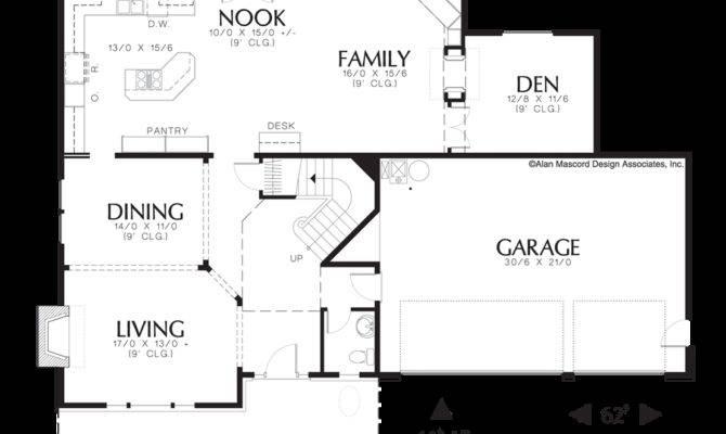 Craftsman House Plan Clairborne Sqft