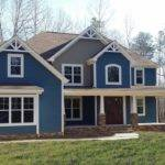 Craftsman House Plan Durham New Homes Stanton