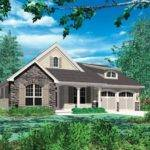 Craftsman House Plan Mascord Godfrey