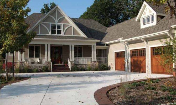 Craftsman House Plan Square Feet Bedrooms Dream