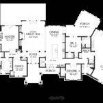Craftsman House Plan Westfall Sqft