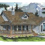 Craftsman House Plans Cambridge Associated Designs
