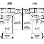 Craftsman House Plans Donovan Associated Designs