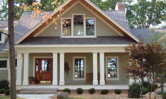 Craftsman House Plans Front Porch Beautiful Best