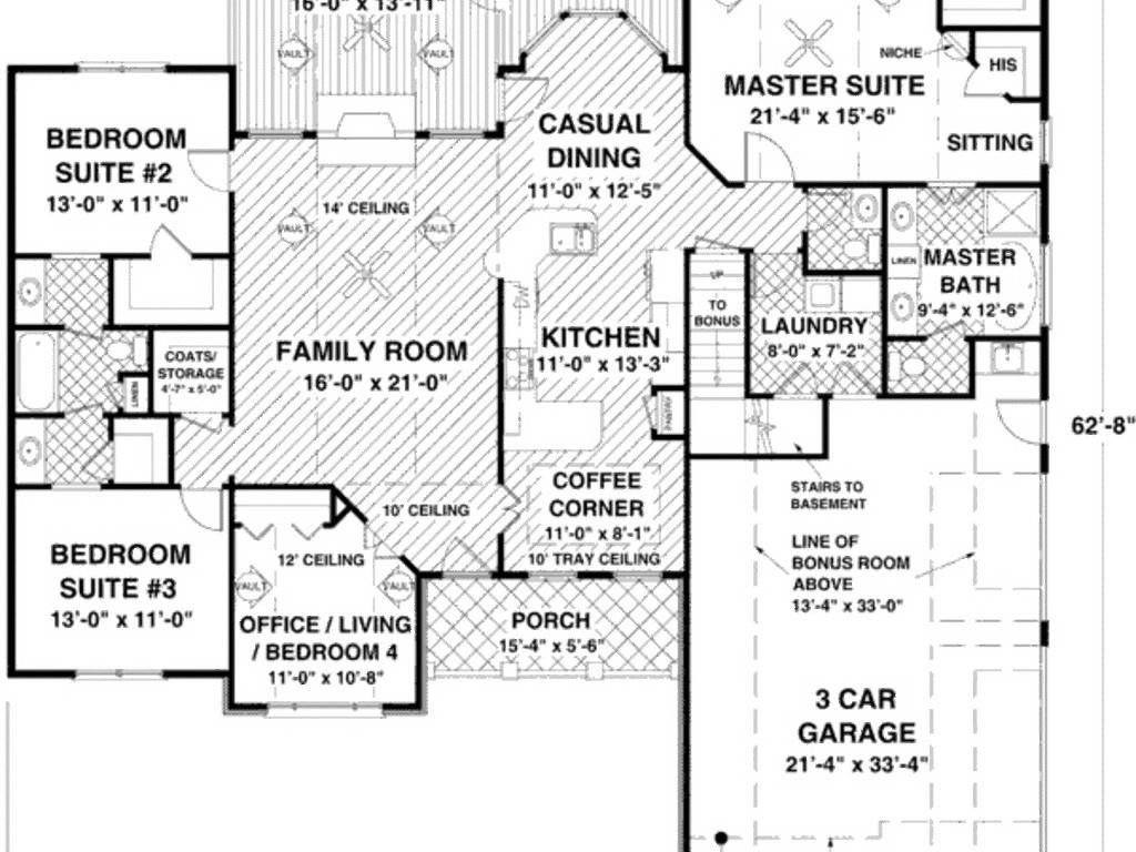 Craftsman House Plans Home Design