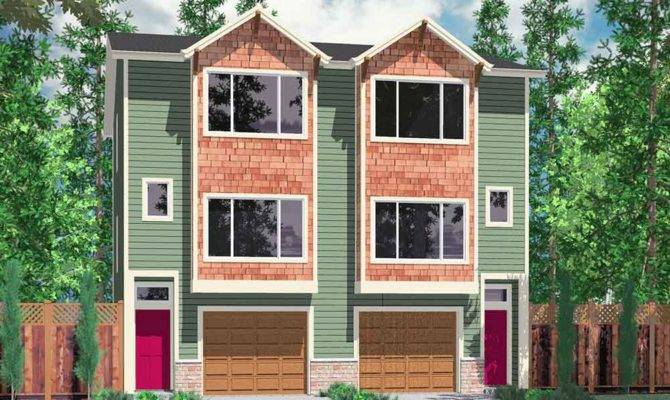 Craftsman House Plans Homes Built Style