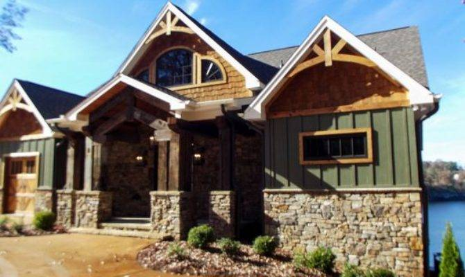 Craftsman House Plans Style