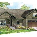Craftsman House Plans Sutherlin Associated Designs
