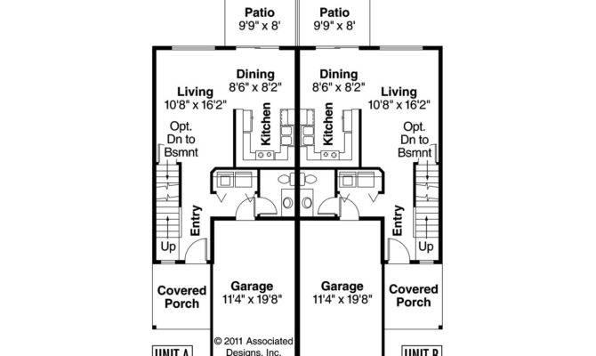 Craftsman House Plans Toliver Associated Designs