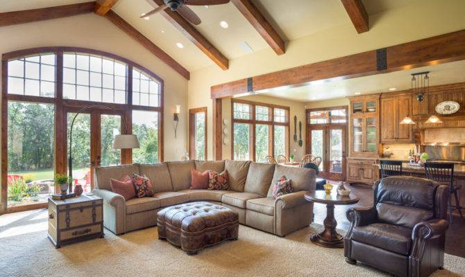 Craftsman One Story House Plan
