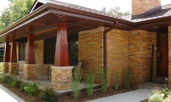 Craftsman Porch One Room Time Inc