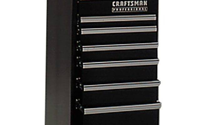 Craftsman Professional Drawer Side Cabinet Wide