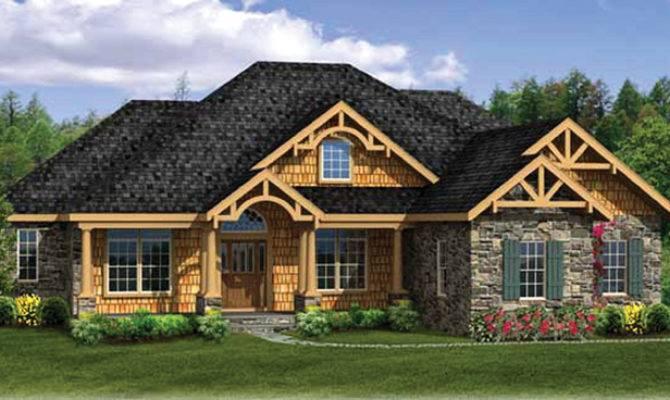Craftsman Ranch Finished Walkout Basement