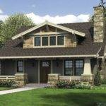 Craftsman Style Bungalow House Plans Small