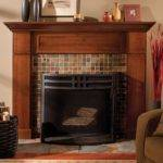 Craftsman Style Fireplace Awesome