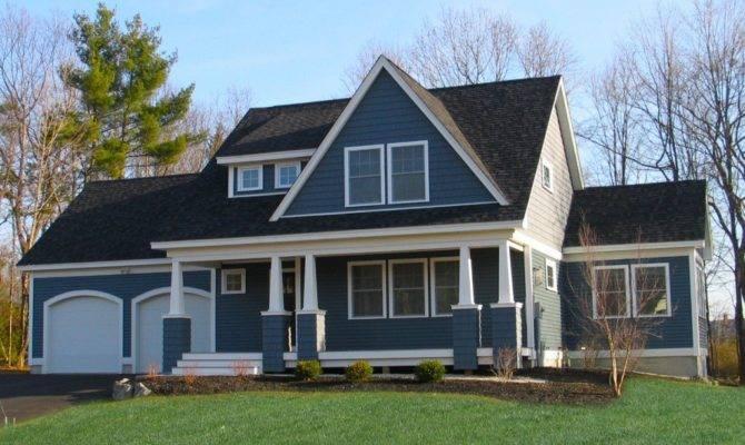Craftsman Style Home Designs