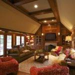 Craftsman Style Home Interiors Live Traditional Way Tudor
