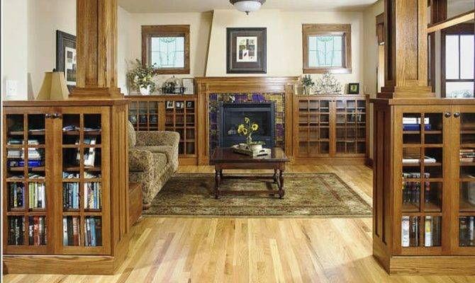Craftsman Style Home Interiors True Visually Find