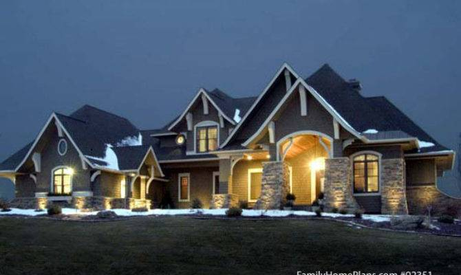 Craftsman Style Home Plans House