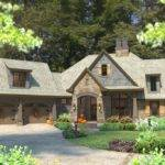 Craftsman Style House Plan Bedrooms