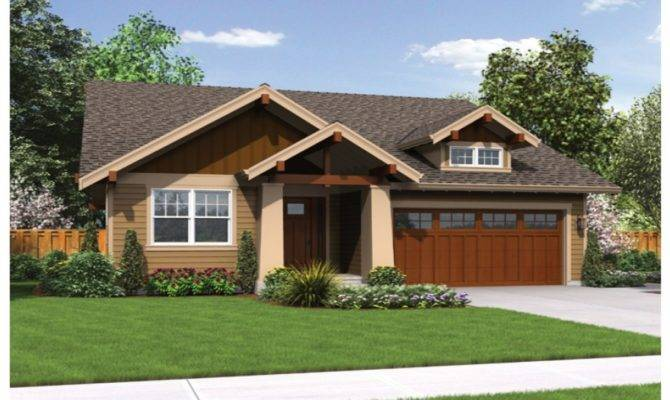 Craftsman Style House Plans Small Homes