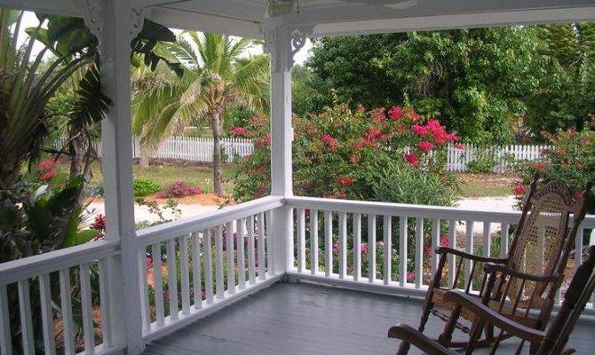 Craftsman Style Porch Front Designs