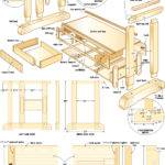 Craftsmans Workbench Woodworking Plans Woodshop
