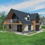 Cranbrook Timber Framed Home Designs Scandia Hus