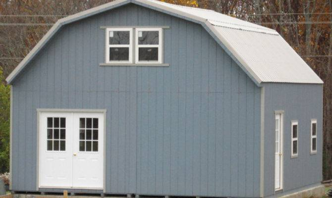 Crav Get Wood Shed Garage