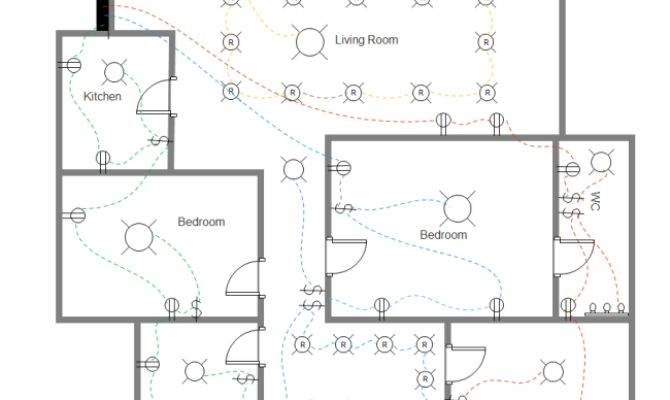 Create House Electrical Plan Easily